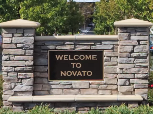 welcome to Novato
